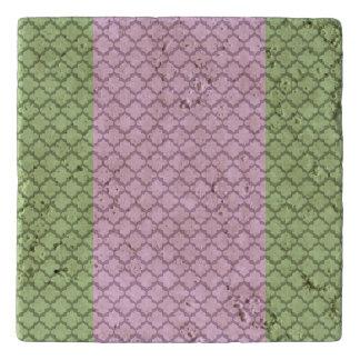 Sage & Lilac Ornamental Trivet