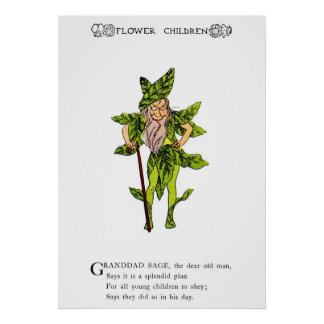 Sage Poster