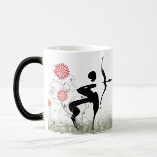Saggitarius Color Changing Mug