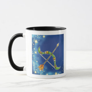 Sagittarius 2 mug