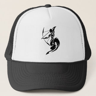 Sagittarius; Archer Trucker Hat