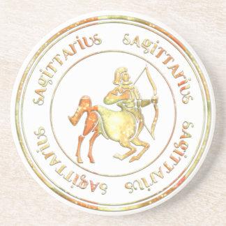 Sagittarius Astrology Zodiac d1 Coaster 2