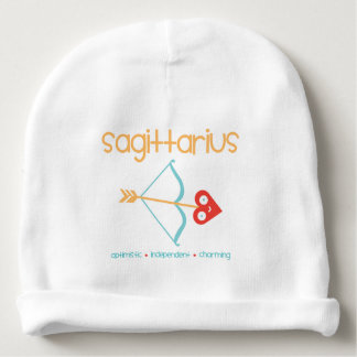 Sagittarius Baby Beanie