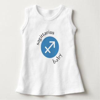 Sagittarius Baby Symbol Dress