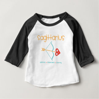 Sagittarius Baby T-Shirt