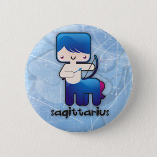 Sagittarius button