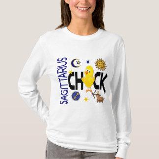 Sagittarius Chick 1 T-Shirt