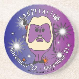 Sagittarius Coaster
