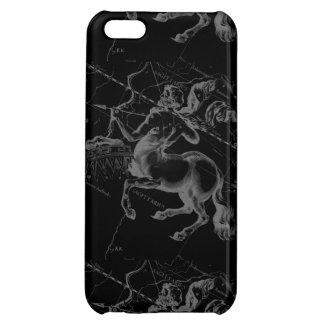 Sagittarius Constellation Classy Hevelius Engaving iPhone 5C Covers