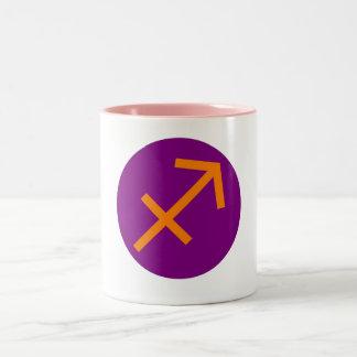 Sagittarius cup