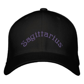 SAGITTARIUS EMBROIDERED HAT