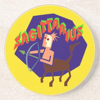 Sagittarius Horoscope Zodiac Astrology Coaster