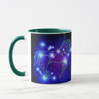 Sagittarius in the year of the Horse Mug