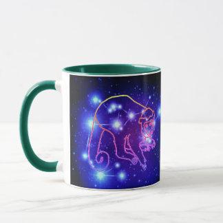 Sagittarius in the year of the Monkey Mug