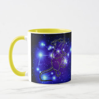 Sagittarius in the year of the Rat Mug