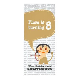 Sagittarius Invitation Birthday Party