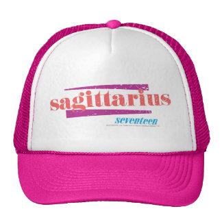 Sagittarius LtPink Cap
