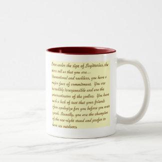 Sagittarius Mug