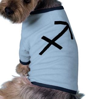 Sagittarius Pet Clothing