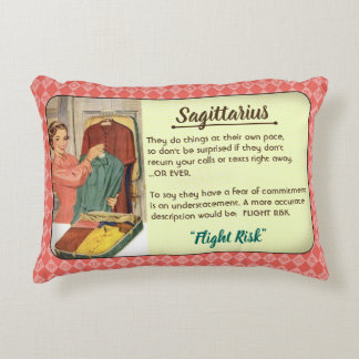 Sagittarius Pillow