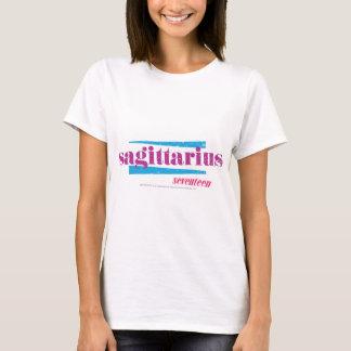 Sagittarius Purple T-Shirt