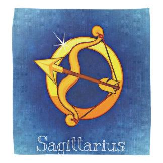 Sagittarius sagittario bandana