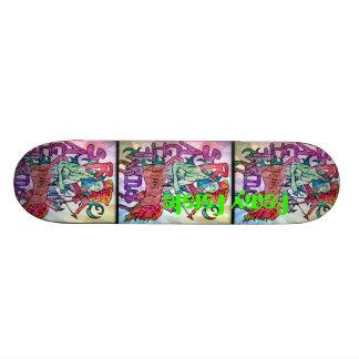 Sagittarius Skateboard deck