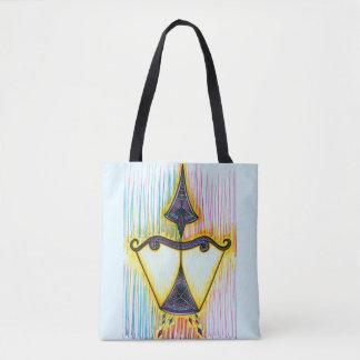 Sagittarius Symbol Tote Bag