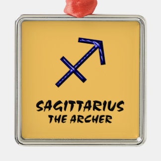 Sagittarius the archer ornament