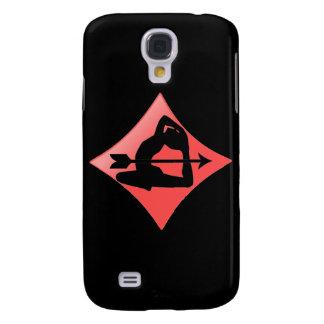 Sagittarius - Yoga iPhone Case Galaxy S4 Case