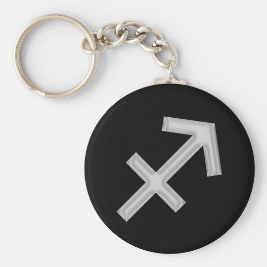 Sagittarius Zodiac Astrology Keychain