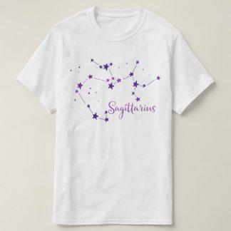 Sagittarius Zodiac Constellation T-shirt