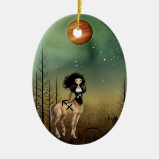 Sagittarius - Zodiac Girls - Ornament