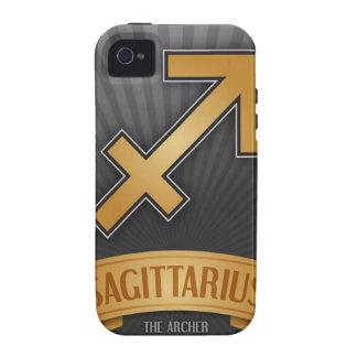 Sagittarius Zodiac iPhone 4 Case