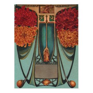Sagittarius - Zodiac Postcard