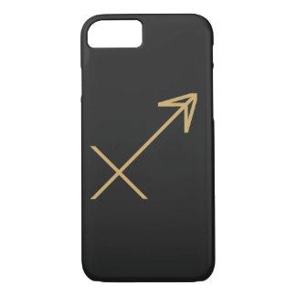 Sagittarius Zodiac Sign Basic iPhone 8/7 Case