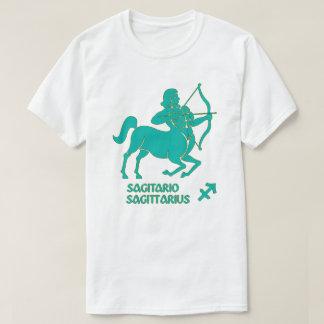 Sagittarius Zodiac sign color Modern T-Shirt