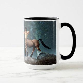 Sagittarius Zodiac Symbol Mug