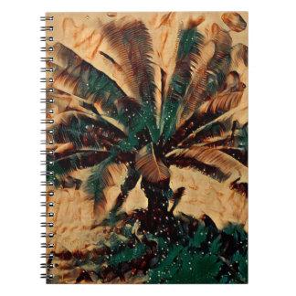 Sago Palm Tree Notebook