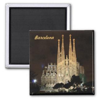 Sagrada Familia, Barcelona Magnet