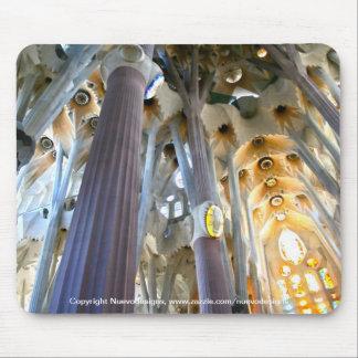 Sagrada Familia, Barcelona Mouse Mat