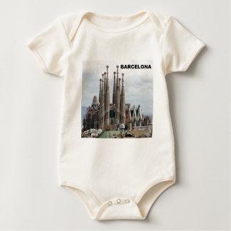 SAGRADA FAMILIA BARCELONA SPAIN (St.K) Baby Bodysuit