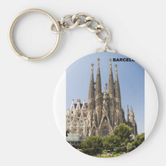 SAGRADA FAMILIA BARCELONA SPAIN (St.K) Key Ring
