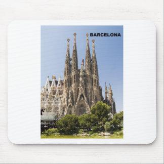 SAGRADA FAMILIA BARCELONA SPAIN (St.K) Mouse Mat