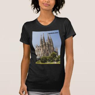 SAGRADA FAMILIA BARCELONA SPAIN (St.K) T-Shirt