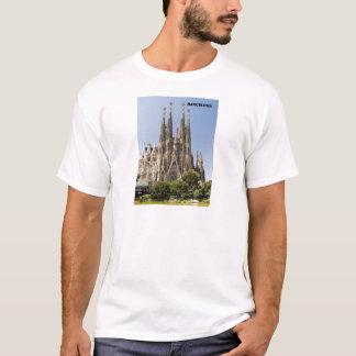 Sagrada Familia Barcelona Spain T-Shirt
