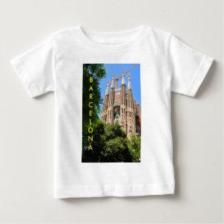 Sagrada Familia in Barcelona, Spain Baby T-Shirt