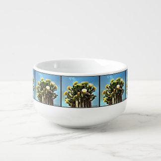Saguaro Blooms Soup Mug