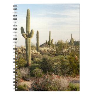Saguaro Cactus, Arizona,USA Notebook