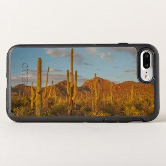 Saguaro cactus at sunset, Arizona OtterBox Symmetry iPhone 8 Plus/7 Plus Case
